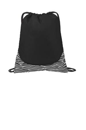 black-and-white-zebra-cinch-bag
