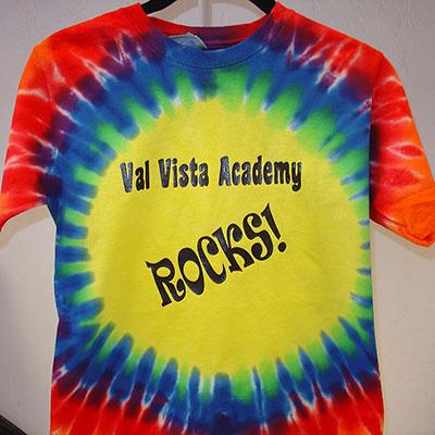 Val Vista Academy Rocks