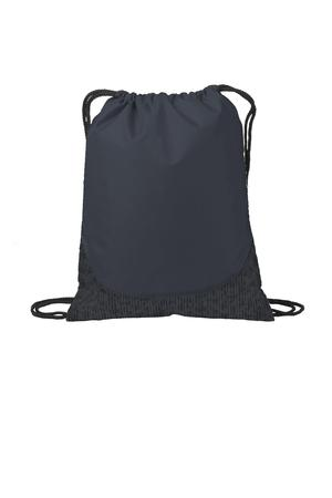 digital-black-and-grey-cinch-bag
